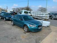 2008 Volvo S40 1.8 ( 125bhp ) 2008MY S Manual With New MOT PX Welcome