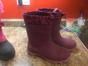 Girls winter boots for sale, brand new Stratford Kitchener Area image 3