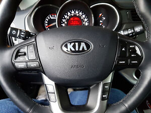 2014 Kia Rio 5 SX Hatchback Very Low KMS Loaded