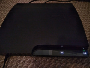 Used 120gb Playstation 3 Console + Games + Accessories