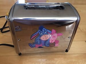 Winnie the Pooh and Tiger Toaster Windsor Region Ontario image 3