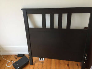 Complete Twin Bed Set + Mattress