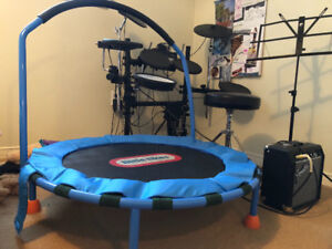Toys for sale trampoline for toddlers.