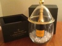 Veuve Clicquot Faberge Champagne Cooler-For the Connoisseur
