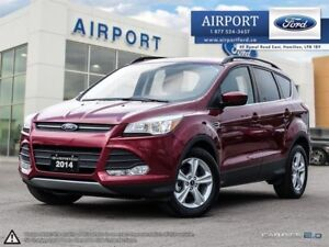 2014 Ford Escape SE FWD with only 57,845 kms