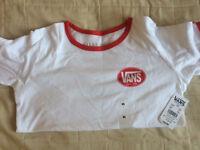 Vans T Shirt brand new