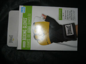 Wii Everlast Shadow Boxing Gloves (new)