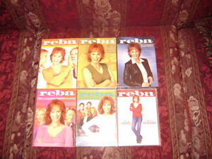Six Seasons of Reba on DVD