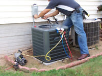 Furnace and A/C repair $65 plus parts