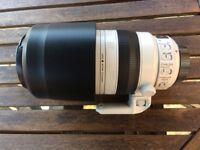 Canon 100-400 mkii