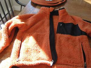 LLBean  fleece jacket with matching bear hat (Size 4- 5) St. John's Newfoundland image 2