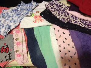 Size 12/18 baby girl lot