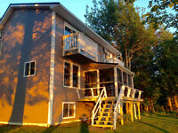 ONE-OF-A-KIND WATERFRONT HOME ON OROMOCTO LAKE!