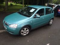 VAUXHALL CORSA,1.4 AUTOMATIC ,LOW MILAGE