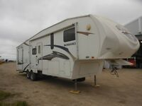 2010 Heartland Trailers 3300 RCB Toy Hauler