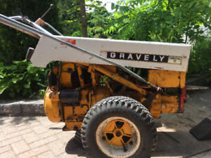 Gravely commercial 12