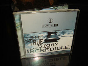 CD-THE TRUE STORY OF THE INCREDIBLE RAMPE D (TECHNO-HOUSE)
