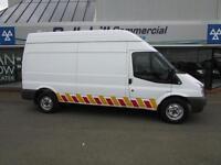 Ford Transit 2.4TDCi ( 140PS ) ( SRW ) H/Roof Van 2007.5MY 350 LWB EL Jumbo