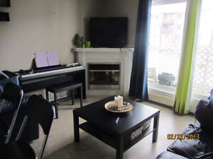 Beautiful one bedroom plus den in morinville