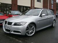 2007 57-Reg BMW 330d M Sport Touring Auto,GREAT SPEC,RARE 3.0 DIESEL!!!!