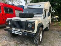 Land Rover Defender 110 V8 Box Overland Camper Conversion Prospect