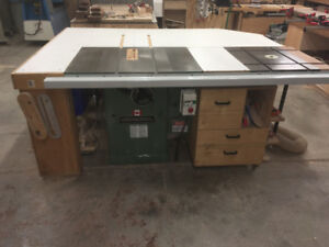 general 350R cabinet saw