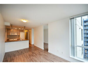 Furnished 1bedroom + den Yaletown apartment.