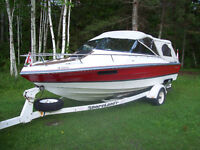 19 Ft Chaparral with 5.7L Mercruiser