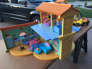 Dora play house and more