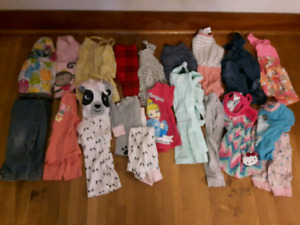 Girls Clothes 2T & 3T