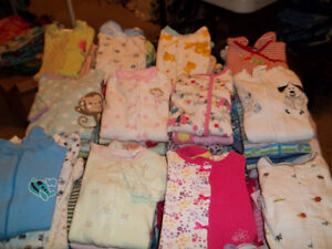 Lots Of Baby Clothes For Sale For Only 50 Cents Each....
