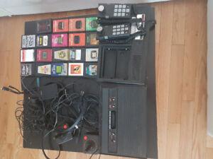 Atari 2600, Colecovision et plus de 20 jeux avec tout