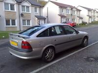 Vauxhall Vectra 2.5i CDX V6 automatic 1998/9 breaking for spares or selling car