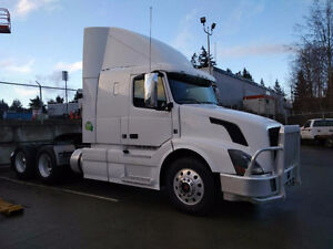 2012 volvo truck for sale with low kilometer