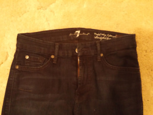 7 For all Mankind jeans - Size 28