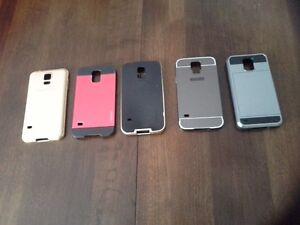 Étui cell Samsung Galaxy S5 ou S5 Neo