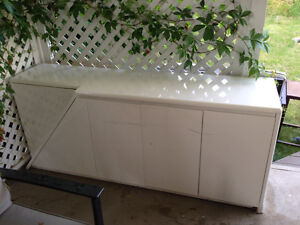 White cabinet for free