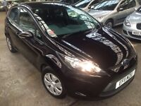 2011 Ford Fiesta Manual Diesel 1 Yr Mot History £30 Annual Road Tax PX Welcome