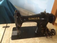 Singer sewing nachine