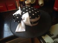 Ladies day or wedding Hat