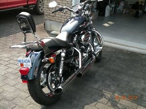 2013 HD Sportster Low Low KMS