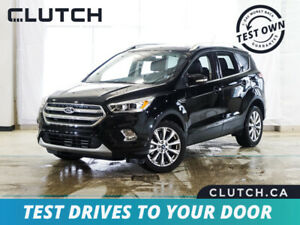 2017 Ford Escape Titanium Finance for $121 Weekly OAC