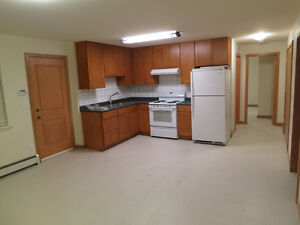2 Bedroom Basement Suite (Brentwood)