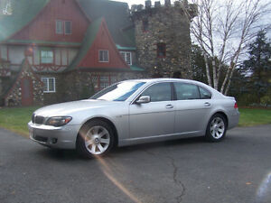 2006 BMW 7- Li  - Great Shape - Pleasure to dirve.