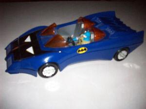 VINTAGE  1984  BAT MOBILE
