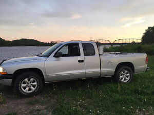 2004 Dodge Dakota Sport Pickup Extended Cab