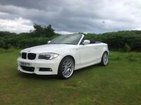 2011 Bmw 120i M SPORT Auto convertible ( ONLY 26k MILES )