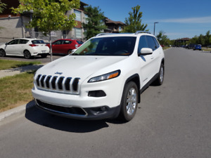 Jeep Cherokee Limited 2015 4RM V6