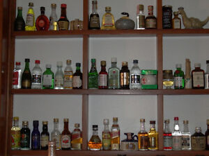 Miniature Liquor bottles London Ontario image 8
