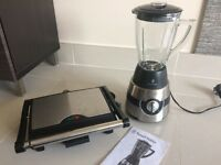 Russell Hobbs blender and panini maker